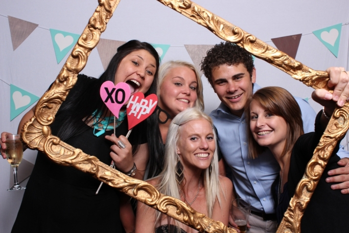 scone photo booth hire