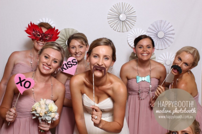 byron bay photo booth wedding