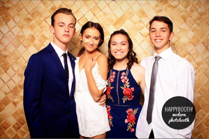 happy booth Coffs harbour photo booth hire cex munro group awards night