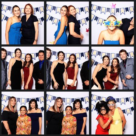 Images from Oxley High School Year 12 Formal 2018 from the photo booth supplied by happy booth at TRECC Tamworth