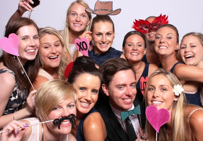 Coffs Harbour Wedding photo booth