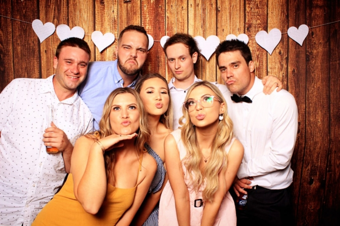 ur photo booth opal cover resort wedding