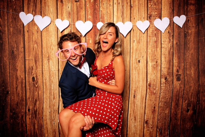 Coffs harbour photo booth opal cove resort wedding